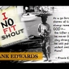 Cover of the track I No Fit Shout