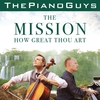 Cover of the album The Mission / How Great Thou Art - Single