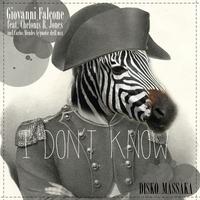 Couverture du titre I Don't Know (feat. Chelonis R. Jones) - Single