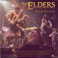 Cover of the track Live At the Gem Theater