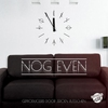 Couverture de l'album Nog Even - Single