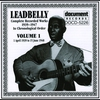 Couverture de l'album Leadbelly Vol. 1 1939-1940