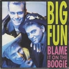 Couverture du titre Blame It On The Boogie 1989