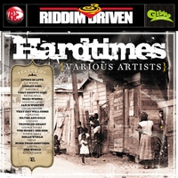 Couverture du titre Riddim Driven: Hard Times