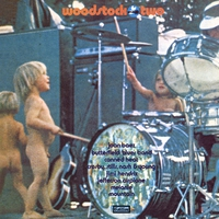 Cover of the track Woodstock Two