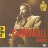 Cover of the album The Best of Cannonball Adderley - The Capitol Years