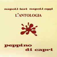 Cover of the track Napoli Ieri Napoli Oggi - L'Antologia