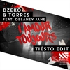 Cover of the track L'Amour Toujours (Tiësto Radio Edit)