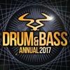 Couverture de l'album RAM Drum & Bass Annual 2017