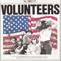 Couverture du titre Volunteers