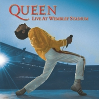 Cover of the track Live at Wembley Stadium