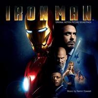 Couverture du titre Iron Man (Original Motion Picture Soundtrack)