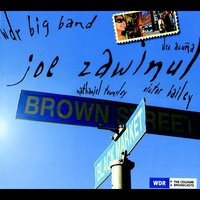 Cover of the track Brown Street