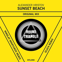 Cover of the track Sunset Beach - Single