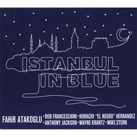 Cover of the track Istanbul in Blue