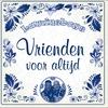 Cover of the album Vrienden Voor Altijd - Single