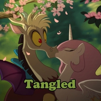 Cover of the track Tangled - Single