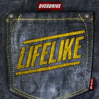 Cover of the track Overdrive - EP