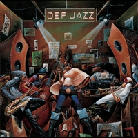 Cover of the track Def Jazz