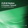 Couverture de l'album A Sudden Takeoff - Single