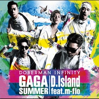 Cover of the track GA GA SUMMER / D.Island feat. m-flo - EP