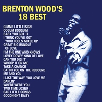 Cover of the track Brenton Wood's 18 Best
