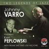 Couverture de l'album Johnny Varro featuring Ken Peplowski: Two Legends of Jazz