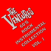 Cover of the track 60's Rock Instrumental Collection, Vol. 1