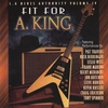 Cover of the album L.A. Blues Authority, Volume IV: Fit for A. King