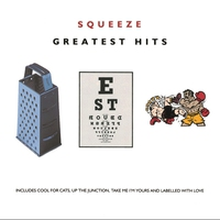 Couverture du titre Squeeze: Greatest Hits (Reissue)