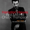 Couverture de l'album The Trio, Volume 3: Everybody Likes Hampton Hawes