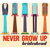 Cover of the track Never Grow Up