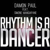 Couverture de l'album Rhythm Is a Dancer (feat. Simone Mangiapane) - Single