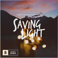Couverture du titre Saving Light (feat. HALIENE) - Single