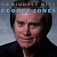 Cover of the track 16 Biggest Hits: George Jones