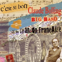 Couverture du titre Claude Bolling: C'est Si Bon