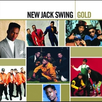 Cover of the track New Jack Swing - Gold