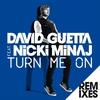 Couverture de l'album Turn Me On (feat. Nicki Minaj) [Remixes]