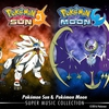Cover of the album Pokémon Sun & Pokémon Moon: Super Music Collection