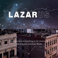 Couverture du titre Lazarus (Original Cast Recording)