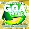 Couverture de l'album Progressive Goa Trance 2014, Vol. 4