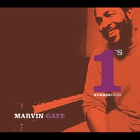 Cover of the track Number 1's: Marvin Gaye