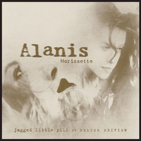 Cover of the track Jagged Little Pill (deluxe edition)