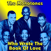 Cover of the track Who Wrote the Book of Love