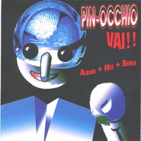 Cover of the track Pinocchio Vai!