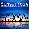 Cover of the album Sunset Yoga Del Mar (Deep Relax Meditation and Reiki Music Healing, Chill Out and Spiritual Growth)