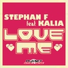 Cover of the track Love Me (Club Edit) [feat. Kalia]