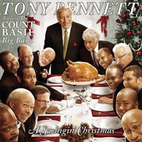 Cover of the track A Swingin' Christmas (feat. The Count Basie Big Band)