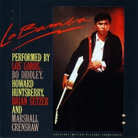 Cover of the track La Bamba: Original Motion Picture Soundtrack