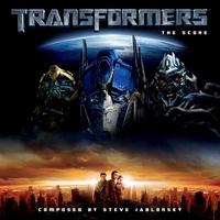 Couverture du titre Transformers: The Score